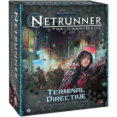 Netrunner: Terminal Directive Campaign Expansion