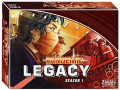 Pandemic: Legacy Season 1(RED)