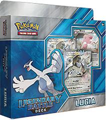 Legendary Battle Decks: Lugia
