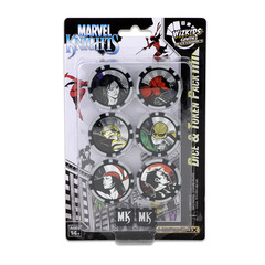 Heroclix Marvel Knights Dice & Token Pack