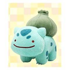 Bulbasaur Ditto Small Plush