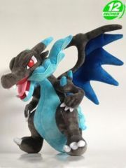 Charizard X Large Plush