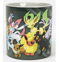 POKEMON Eevelution Mug
