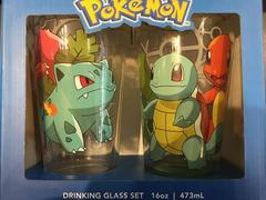POKEMON Drinking Glass Set/2