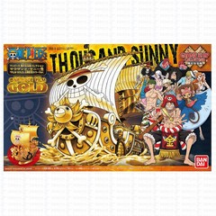 One Piece Ship - Thousand-Sunny Gold