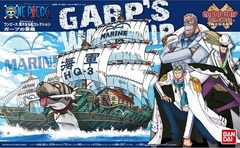 One Piece: Grand Ship Collection - Garp's Warship