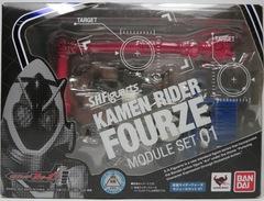 Kamen Rider: Fourze Module Set 01