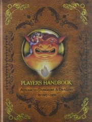 D&D Limited-Edition Premium Players Handbook