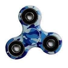 Fidget Spinner: Camo