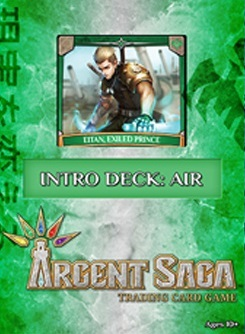 Argent Saga Intro Deck - Air
