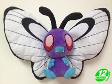 Bye Bye Butterfree Medium Plush
