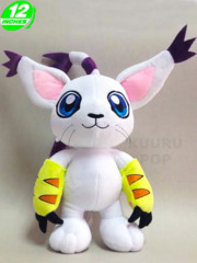 Gatomon Medium Plush