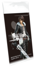 Final Fantasy Opus II Booster Pack