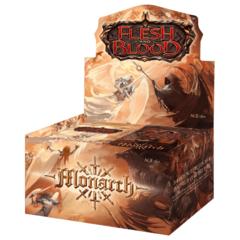 Monarch Booster Box 1st Edition