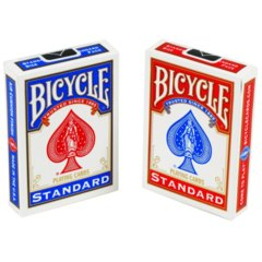 Bicycle Deck: Standard Poker Cards