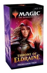 Throne of Elderaine Prerelease Pack