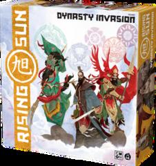 Rising sun - Dynasty invasion