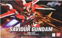 SAVIOR GUNDAM ZGMF-X23S