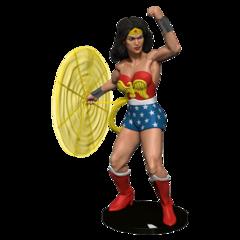 The Skyscraper Wonder Woman
