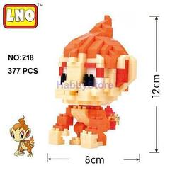 Chimchar Mini Building Blocks