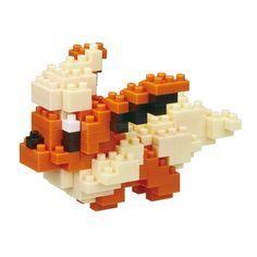 Flareon Mini Building Blocks