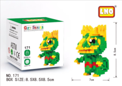 Kecleon Mini Building Blocks