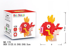 Magikarp Mini Building Blocks