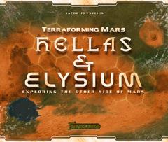 Terraforming Mars Hellas & Elysium Expansion