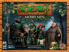 Sheriff of Nottingham Merry Men Expansion