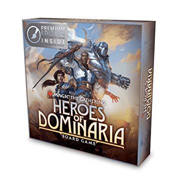 Heroes of Dominaria - Premium Edition