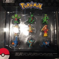TOMY Pokemon - Generation 3 Starter Evolution