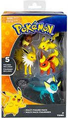 TOMY Pokemon - Multi Pack: Eeveelution