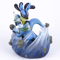 Poke Studios - Lucario in Action