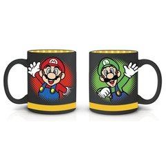 SUPER MARIO - Mario & Luigi Mug