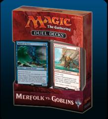Duel Deck: Merfolk VS. Goblin