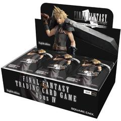 Final Fantasy Opus 4 Booster Box