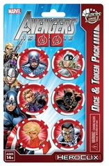 Marvel Avengers 2 - Dice & Token Pack