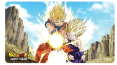 Dragon Ball Z Father Son Kamehameha Playmat