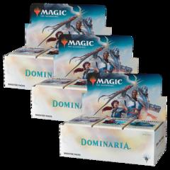 Dominaria 3x Booster Boxes - English