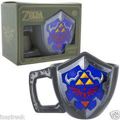 Zelda Collectors Edition Shield Mug