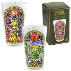 Zelda Collectors Edition Link's Glass