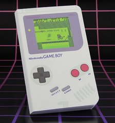 Game Boy Note Book