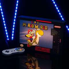 Super Mario World Luminart