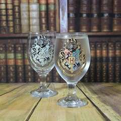 Harry Potter Hogwart Color Change Water Glass