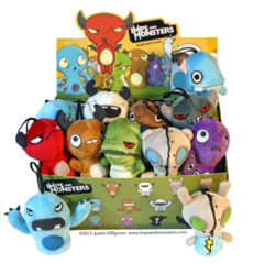 IMos And Monsters Blind Box Plush