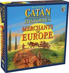 Catan Histories - Merchants of Europe