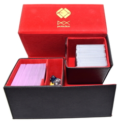 Dex creation deck box - Large Black