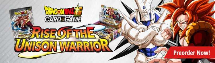 Dragon Ball Super Rise of the Unison Warrior Pre-Release