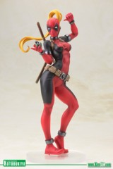 Marvel Bishoujo Statue: Lady Deadpool Figure