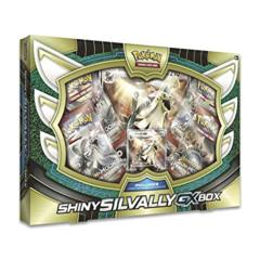 Shiny Silvally GX Box Set